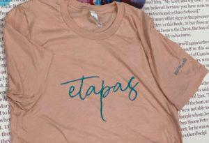 Camiseta Etapas 2020(Rosa)